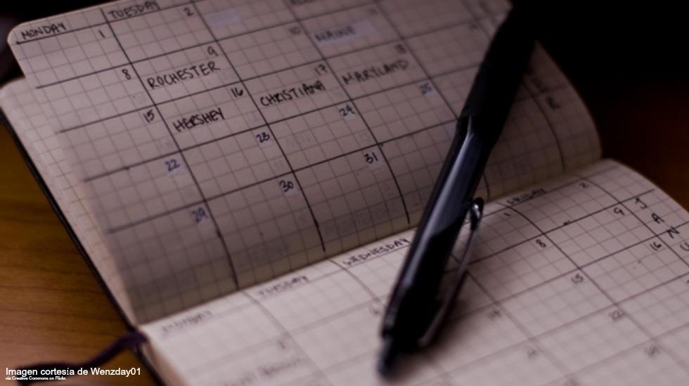 Cómo Gestionar Nuestra Agenda Para El Máximo Rendimiento Y Bienestar Mental